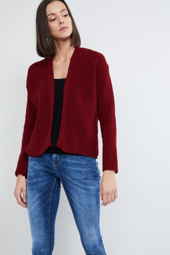 MAX Drop-Shoulder Winter Shrug