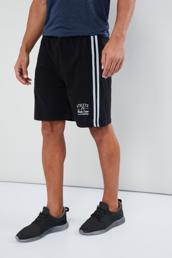 MAX Taping Detailed Lounge Shorts