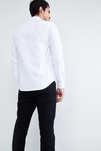 MAX Patch Pocket Solid Shirt