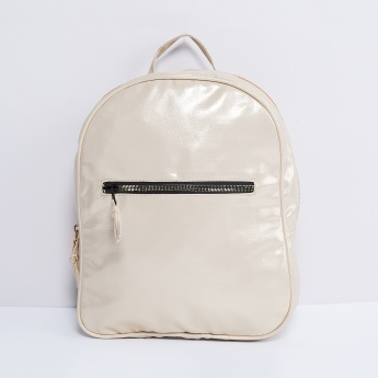 MAX Zip-Up Backpack