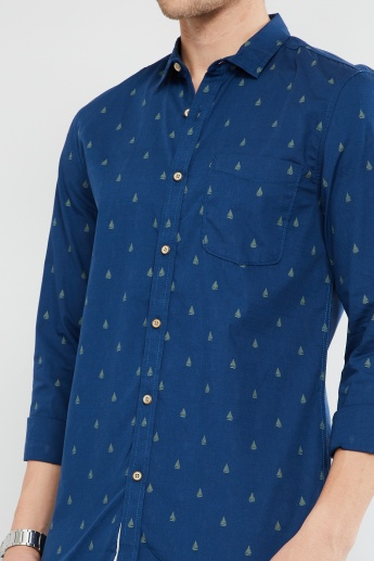 MAX Printed Long Sleeve Shirt