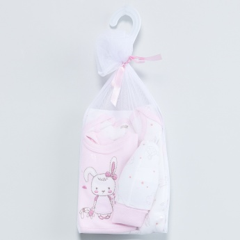 MAX Printed Infant Gift Set- 3 Pcs.