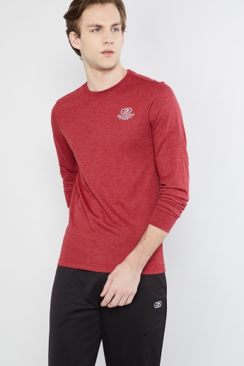 MAX Solid Long Sleeve T-shirt