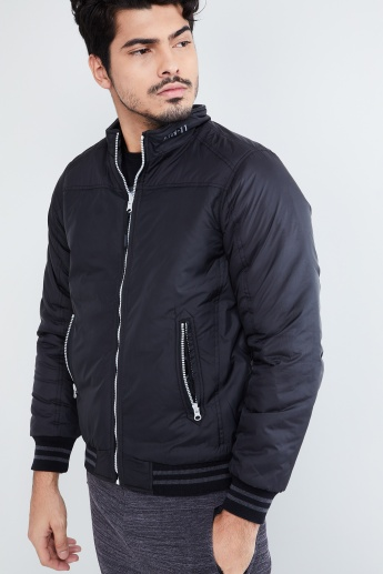 MAX Reversible Bomber Jacket