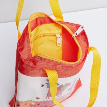 MAX Printed Shoppers Bag