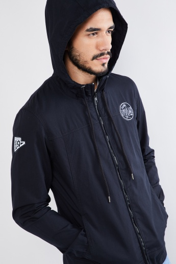 MAX Zip-up Hooded Sweatshirt