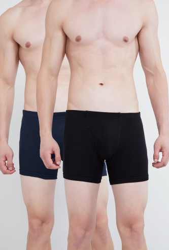 MAX Solid Trunks - Pack of 2 Pcs.
