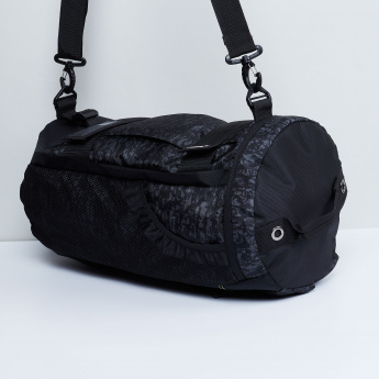 MAX Printed Duffle Bag