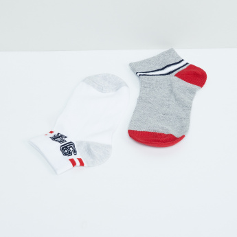MAX Printed Socks - Pack of 2