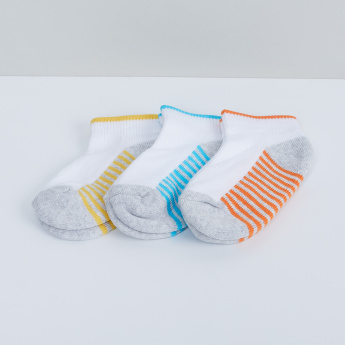 MAX Striped Socks - Pack of 3 Pcs.