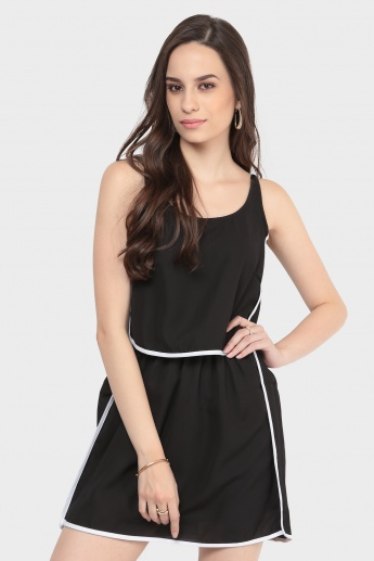 MAX Sleeveless Tennis Cut Dress