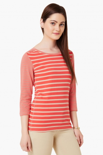 MAX Striped T-Shirt