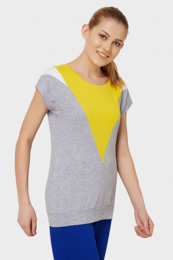 MAX Panel Color Block Top
