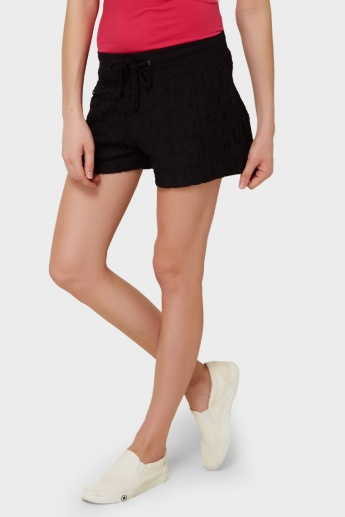 MAX Elasticated Waistband Shorts