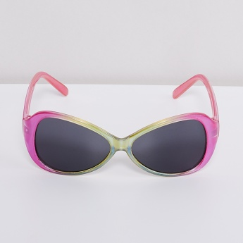 MAX Tinted Lens Cat-Eye Sunglasses