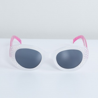 MAX Studded Cat-Eye Sunglasses