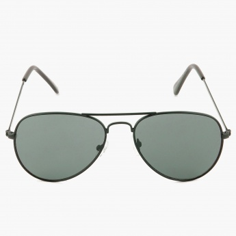 MAX Retro Touch Men Aviator Sunglasses