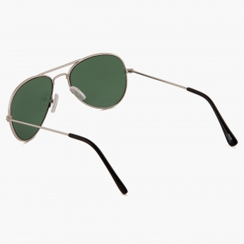 MAX Lush Kids Aviator Sunglasses