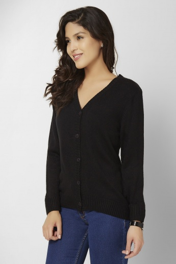MAX Full Sleeves Cardigan