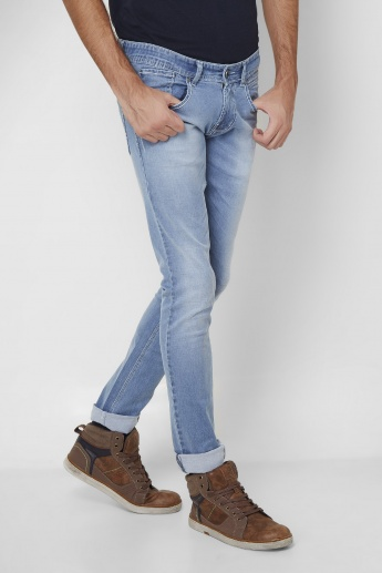 MAX Slim Fit Light Wash Jeans
