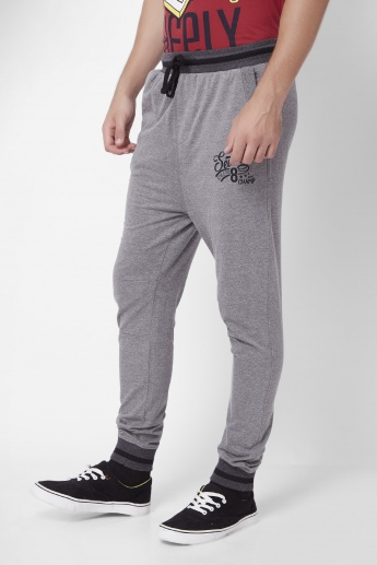 MAX Knitted Elasticated Ankle Trackpants