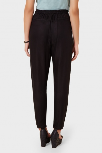 MAX Pleated Solid Pants