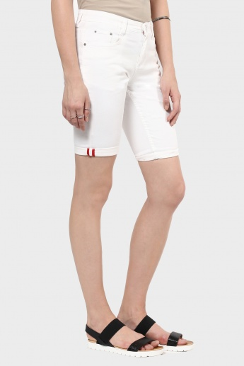 MAX Roll-Up Hem Shorts
