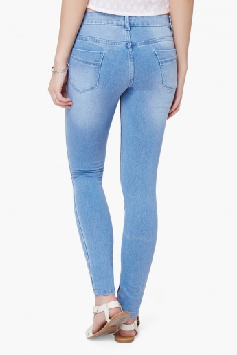 MAX Five Pocket Skinny Jeans