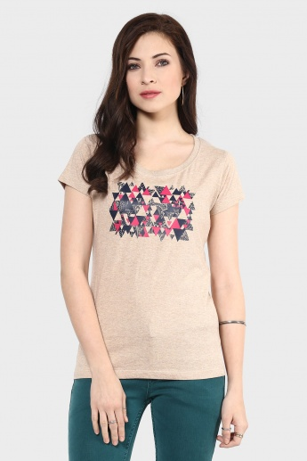 MAX Graphic Print T-Shirt