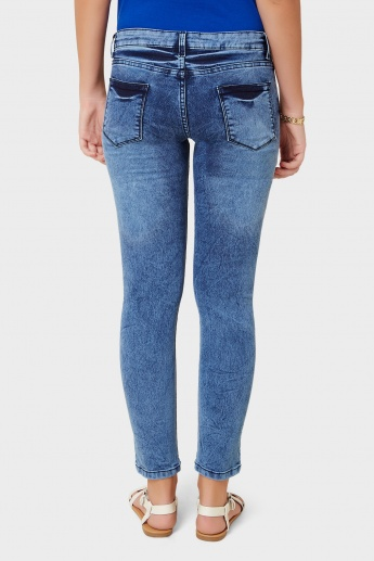MAX Skinny Fit Low Rise Jeans