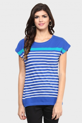 MAX Striped Top